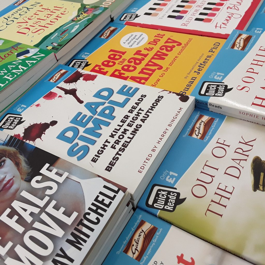 Quick Reads books