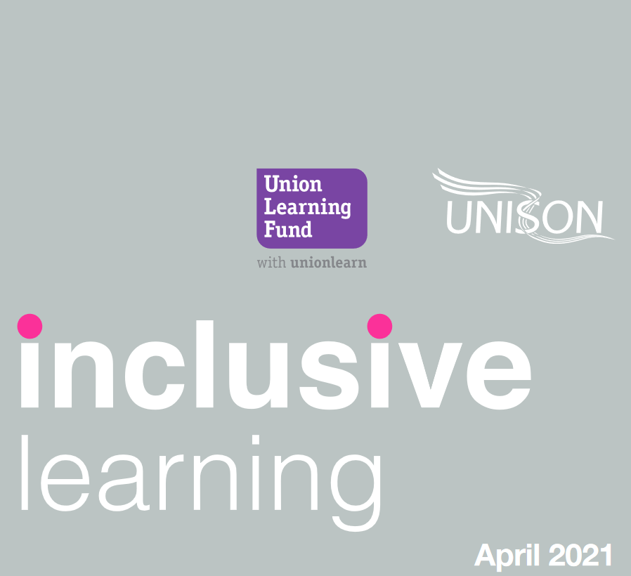 Inclusive Learning April 2021